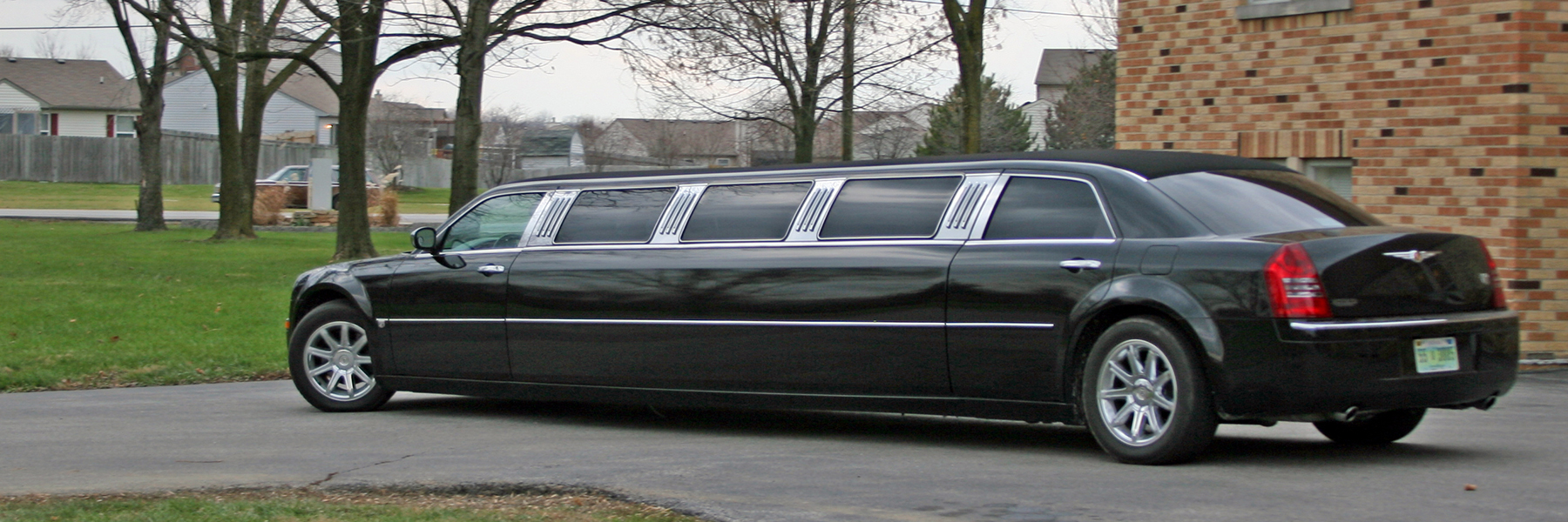 Limousine Rental Fleet